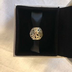 Pandora Jewelry - Sterling Silver Butterfly Charm.